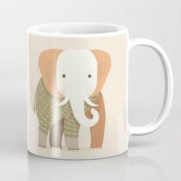 Whimsical Elephant Coffee Mug