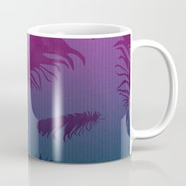 Falling Feathers Coffee Mug