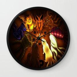 bijuu Wall Clock