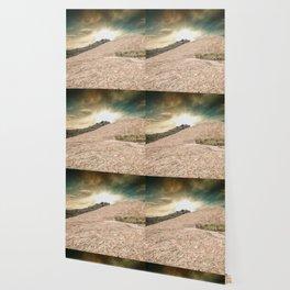 Mountain Big Rock Wallpaper