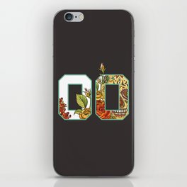 00 - voodoo iPhone Skin