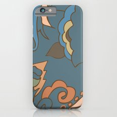 Modern Abstract Shapes iPhone 6s Slim Case