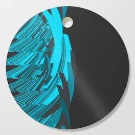 Weird Abstraction Cutting Board