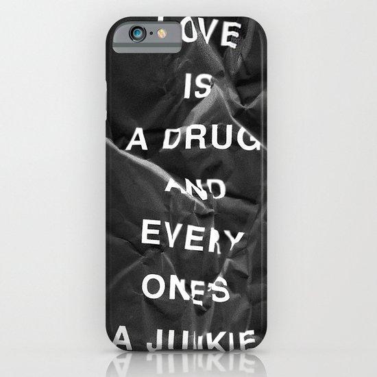 Drug iPhone & iPod Case