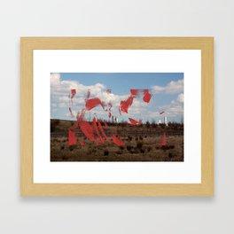 Scopes Framed Art Print