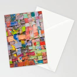 Paint Quilt Stationery Cards