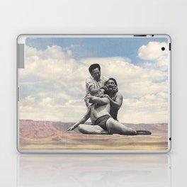 Pink Rocks Wrestling Laptop & iPad Skin