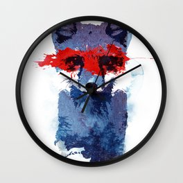 The last superhero Wall Clock