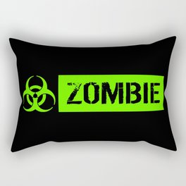 Zombie: Biohazard Rectangular Pillow
