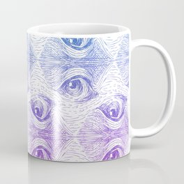 Staring Into Space Coffee Mug