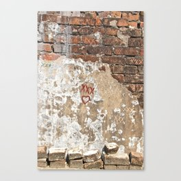 Blessings from Laveau Canvas Print