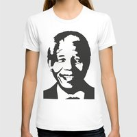 mandela T-shirts featuring Mandela by b & c