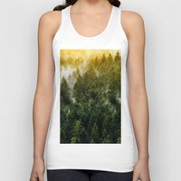 amelie Tank Tops featuring Don't Wake Me Up by Tordis Kayma