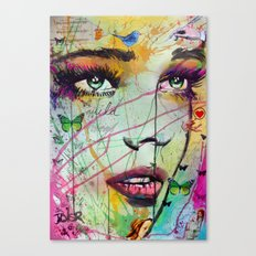 WILD THINGS Canvas Print