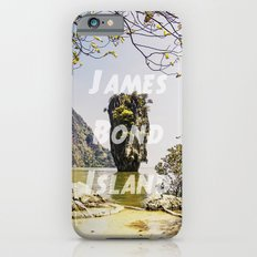 James Bond Island (vintage) Slim Case iPhone 6s
