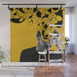 Abstraction - version 2. Wall Mural