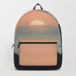 Sunset Ocean Bliss #2 #nature #art #society6 Backpack