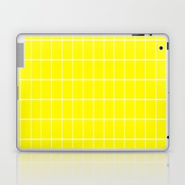 Banana mood grid Laptop & iPad Skin