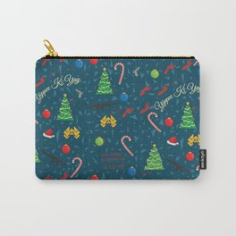 It's a Christmas movie Carry-All Pouch