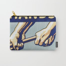 Protect Your Hands Carry-All Pouch