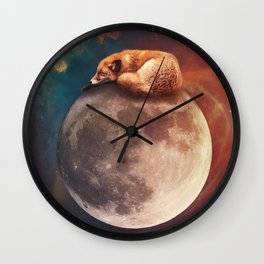 Houston, We Have A Problem! Wall Clock