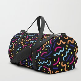 Jelly meets jelly Duffle Bag