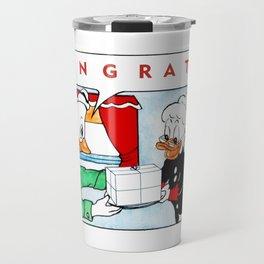 Chasoffart-Congrats! Travel Mug