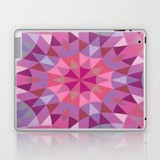 Pink & Mauve Pattern Laptop & iPad Skin