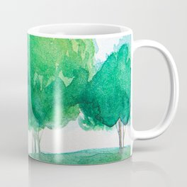 Mountain scenery 4 Coffee Mug