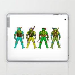 Superhero Butts - Turtles Laptop & iPad Skin