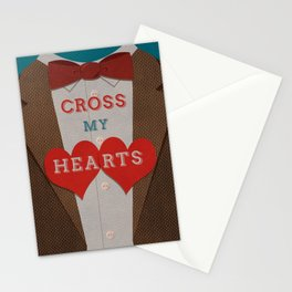 Doctor Who - Cross my Hearts Stationery Cards