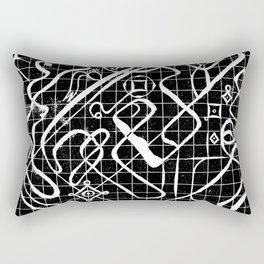 nephilim Rectangular Pillow