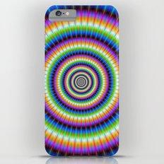 Psychedlic Rings Slim Case iPhone 6 Plus