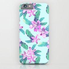 Tahitian Garden {D} Slim Case iPhone 6s