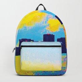 Charles River Sunset Boston Backpack