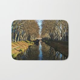 Toulouse Reflected Bath Mat