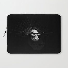 Troll Skull Laptop Sleeve