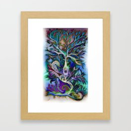 Tree of Life 2017 Framed Art Print