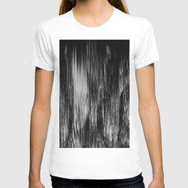 rain drop night T-shirt