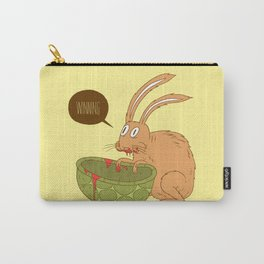 Slow and Steady Carry-All Pouch