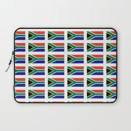 flag south africa 2,  African,Afrikaans,Mandela,apartheid, Johannesburg,Soweto,Pretoria,Durban,Tembi Laptop Sleeve