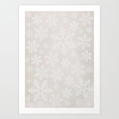 Winter Wander Art Print