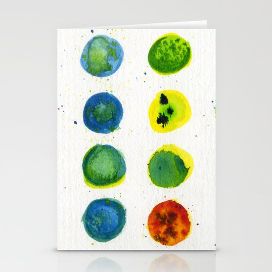 Odd Man Out Stationery Cards