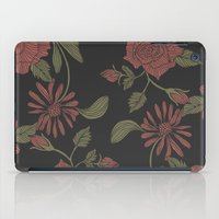 flora iPad Cases featuring Flora by Norman Duenas