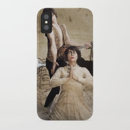 Snegurochka iPhone Case