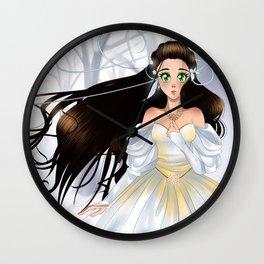 [Labyrinth] Winter Winds - Sarah Wall Clock
