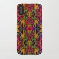 escher iPhone & iPod Cases featuring Escher Tile by RingWaveArt