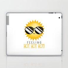 Feeling Hot Hot Hot! Laptop & iPad Skin