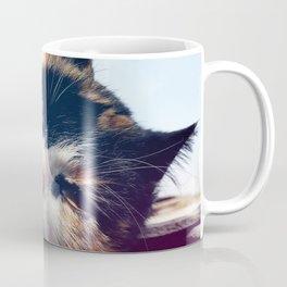 cat lying Coffee Mug