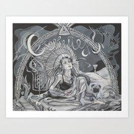 Eternity Art Print